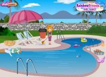 Czyszenie basenu