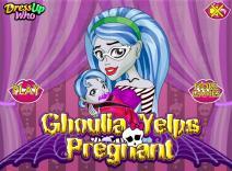Ghoulia Yelps w ciąży