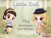 Małe dziewczynki