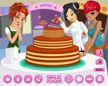 Zawody w pieczeniu ciasta