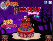 Ciasto halloweenowe