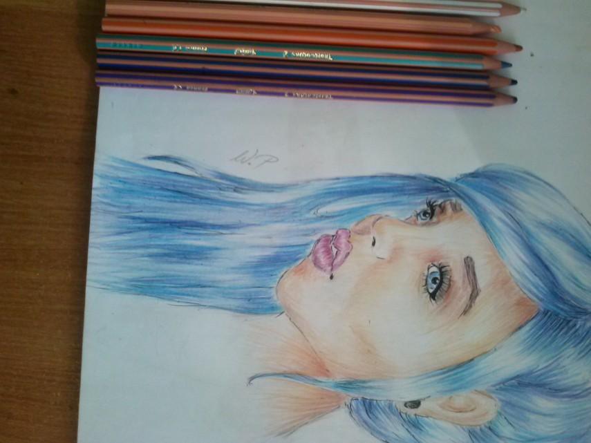 Jakieś moje rysunki