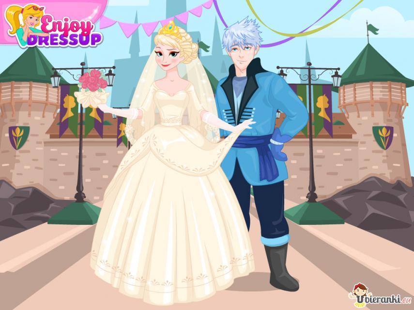 Ślub w Krainie Lodu