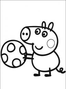 Świnka Peppa #4