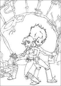 Artur i Minimki #9