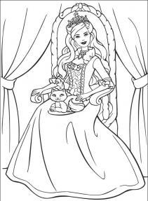 Barbie jako księżniczka i żebraczka #4