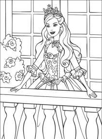 Barbie jako księżniczka i żebraczka #7