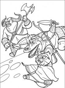 Kung Fu Panda 2 #6