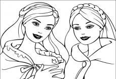 Barbie jako księżniczka i żebraczka #1
