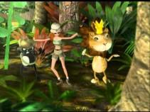 W dżungli