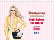 Ciepłe kolory na zimę