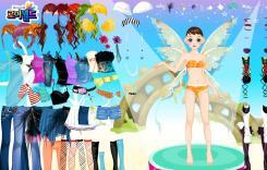 Anioł na estradzie