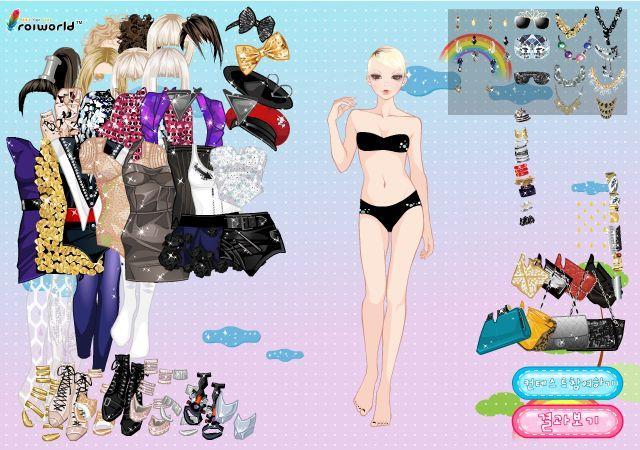 Играть онлайн модные одевалки
