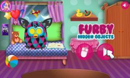Ukryte przedmioty Furby