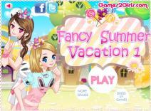 Słodkie letnie wakacje