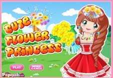 Wśród kwiatów