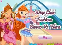 Winx Club - Bloom vs. Flora